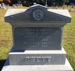 Sarah Louise <I>Swett</I> Swett