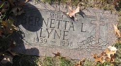 Bernetta L Lyne