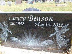Laura M Benson