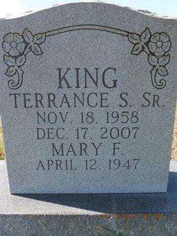 Terrance S King, Sr