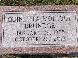 Quinetta Monique Brundge