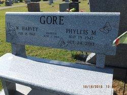 Phyllis M Gore