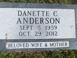 Danette C Anderson