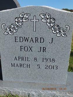 Edward J Fox, Jr