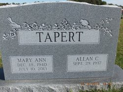 Mary Ann Tapert