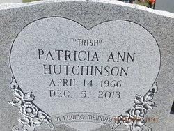 Patricia Ann Hutchinson