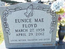 Eunice Mae Floyd