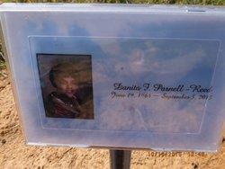 Danita F <I>Parnell</I> Reed