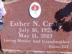 Esther N Craig