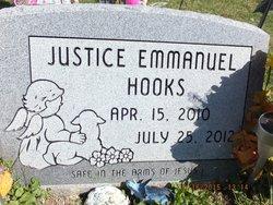 Justice Emmanuel Hooks