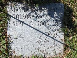 Jayda Mahogany Tolson-Watts