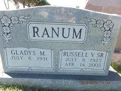 Gladys Mae <I>Phillips</I> Ranum