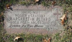 Margaret M Pluard