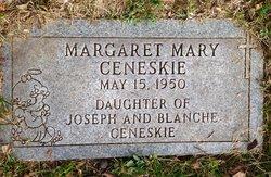 Margaret Mary Ceneskie