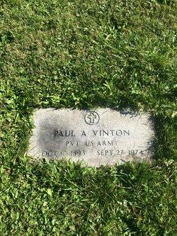 Paul Aaron Vinton