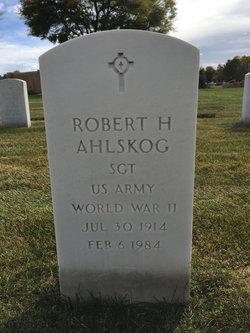 Robert H Ahlskog