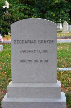 Zechariah Chafee
