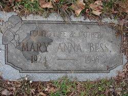 Mary Bertha Bess