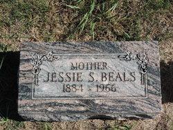 Jessie Scott <I>Parkison</I> Beals