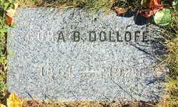 Cora Bell <I>Baston</I> Dolloff