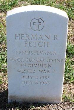 Herman R Fetch