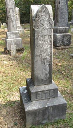 William West Fite