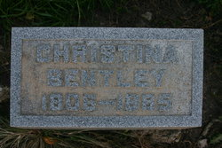 Christina <I>Price</I> Bentley