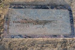 "Horace K ""Salty"" Alspaugh"