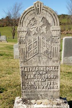 Katherine <I>Shuler</I> Hall