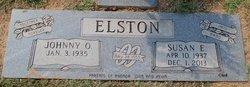 "Susan Ernestine ""Sue"" <I>McDaniel</I> Elston"