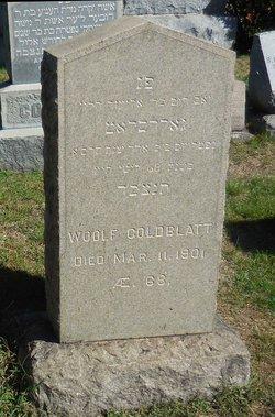 Woolf Goldblatt
