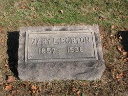 Mary Emma <I>Wallace</I> Borton