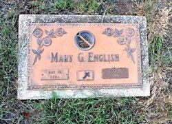 Mary G. English