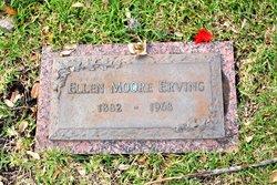 Ellen <I>Moore</I> Erving