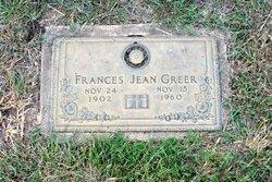 Frances Jean Greer