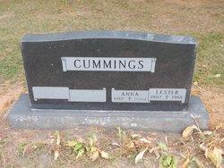 Lester James Cummings
