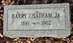 Harry Chatham, Jr