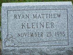 Ryan Matthew Kleiner