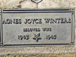 Agnes Joyce <I>Smith</I> Winters