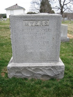 Annie B. <I>Kidwell</I> Myers