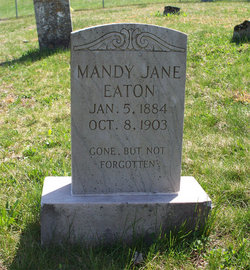 Mandy Jane Eaton