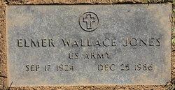 Elmer Wallace Jones