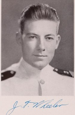 Lt John Thomas Wheeler