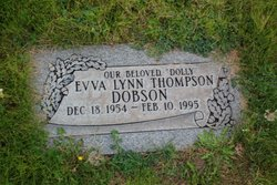Evva Lynn <I>Thompson</I> Dobson