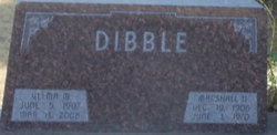 Marshall Dibble