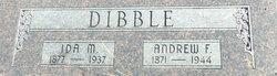 Andrew Franklin Dibble