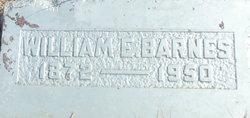 William E. Barnes