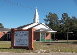 Willis Creek AME Zion Church Cemetery