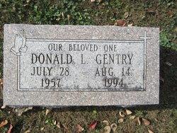 Donald Lee Gentry