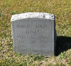 Robert Louis Jones